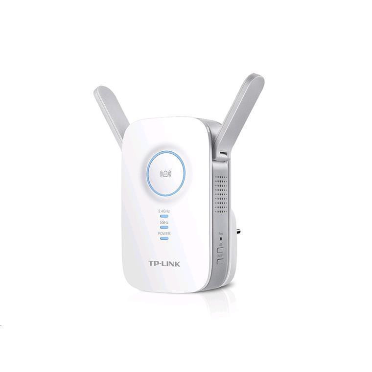 TP-Link RE350 Dual-Band AC1200 Wi-Fi Range Extender, 1 x GLAN, Support AP Mode