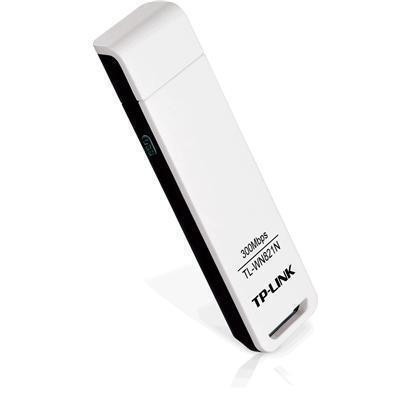 TP-Link TL-WN821N N300 USB Wi-Fi Adapter