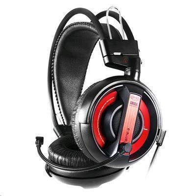 E-Blue Cobra-I gaming Headset with Microphone - Red Edition