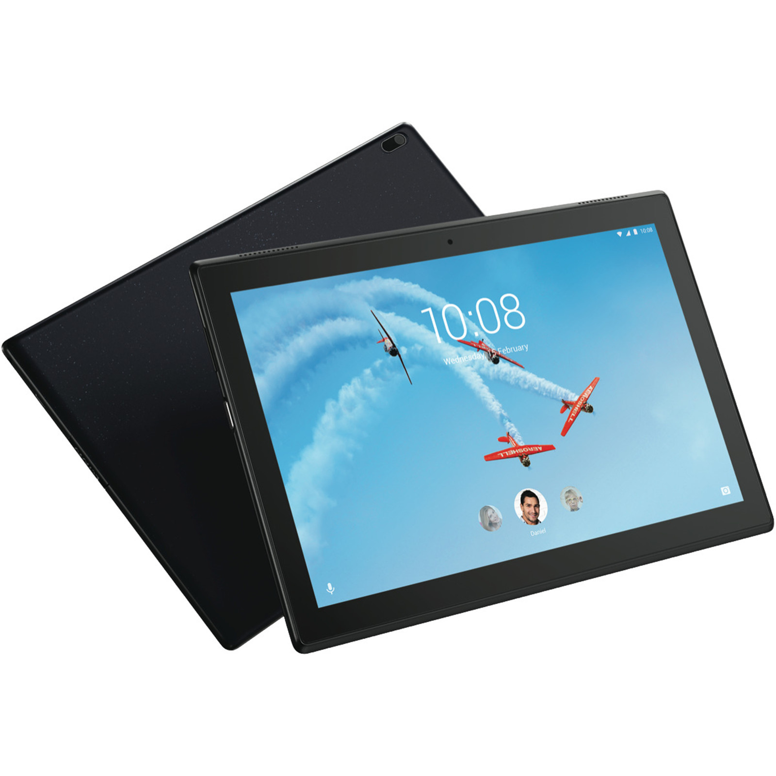 "Lenovo Tab 4 10.1"" HD (1280 x800) 16GB Storage Quad Core 1.4Ghz 2GB Ram Android 7.0 WiFi ,Bluetooth -Black"
